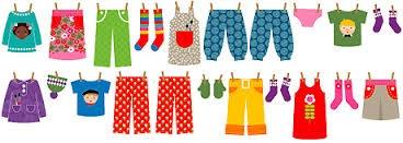 Vente de vêtements enfants au profit de l'Association